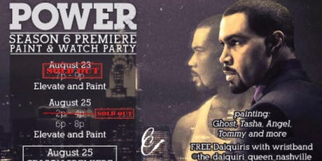 Cora Colors Presents Power Paint and Watch Party tickets