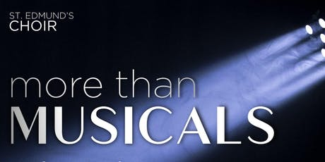 More than Musicals tickets