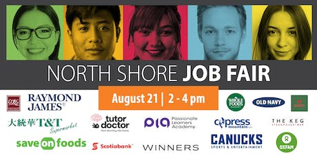 North Shore Job Fair tickets