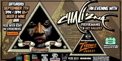 YIC Chali 2na Performance & Art Show: celebrating Art, Music & Photography