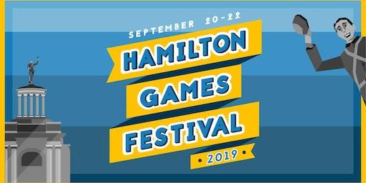 Hamilton Games Festival 2019