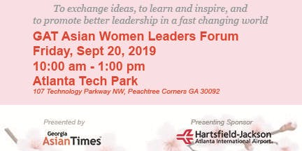 GAT Asian Women Leaders Forum