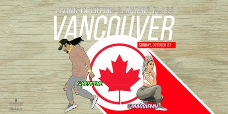 Living in Color Tour - Vancouver BC  tickets