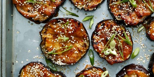 Cooking Healthy On A Budget: Eggplant