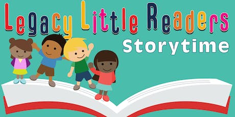 Legacy Little Readers Storytime tickets