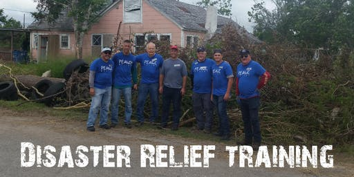 Disaster Relief Volunteer Training - Presented by Saddleback Church