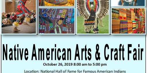 Native American Arts & Craft Fair