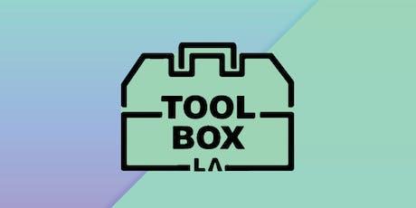 First Fridays at Toolbox LA: October 2019 tickets