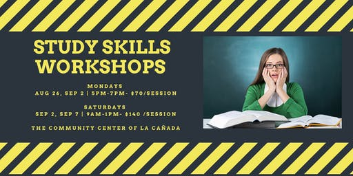 Study Skills Workshops