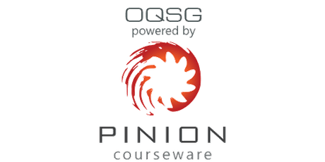 November Pinion LMS Admin Training tickets