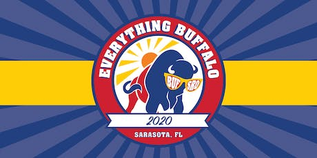 4th Annual Everything Buffalo Party - Sarasota tickets