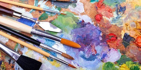 Basics of Oil Painting with Malinda Lively | September tickets
