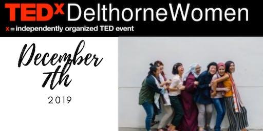 TEDxDelthorneWomen 2019