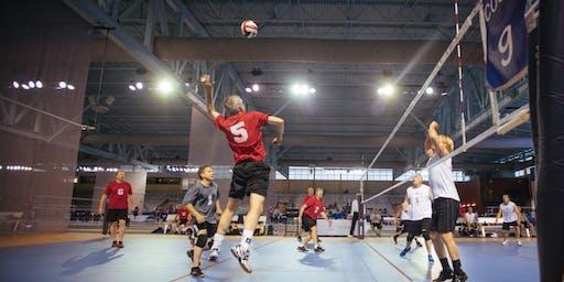 Volleyball (Men's) Age 50+ Senior State Championships - San Diego