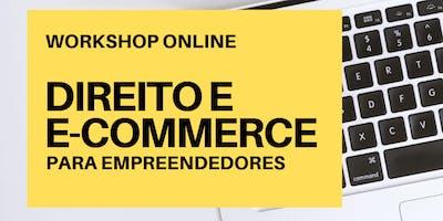 Direito e  E-commerce para Empreendedores