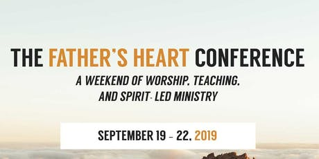 The Father's Heart Conference tickets