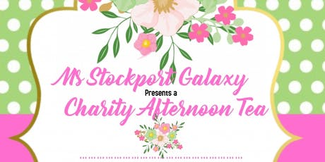 Charity Afternoon Tea tickets