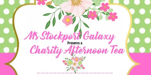 Charity Afternoon Tea in aid of Stockport Woman's Centre