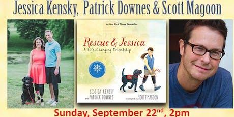 Jessica Kensky, Patrick Downes & Scott Magoon tickets