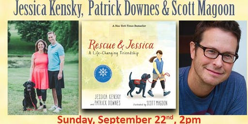 Jessica Kensky, Patrick Downes & Scott Magoon