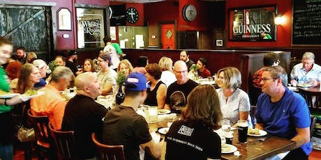 Sunday paired beer brunch with Jim Keaveney tickets