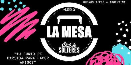 """""""LA MESA"""" del Club 25 de septiembre(Buenos Aires - Capital) entradas"""