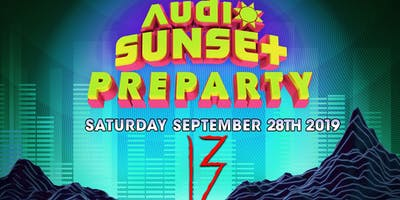 Audio Sunset PREPARTY
