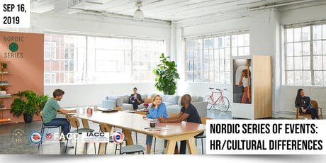 Nordic Series of Events @ Gateway - HR and Cultural Differences tickets