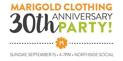 Marigold 30th Anniversary Party at Northside Social