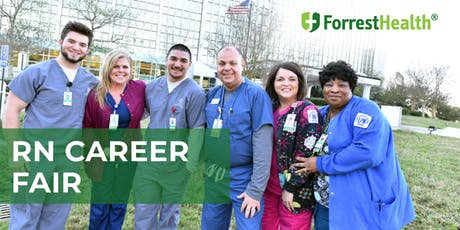Registered Nurse Career Fair tickets