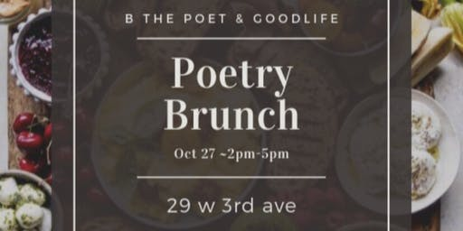 Poetry Brunch