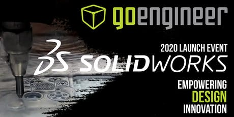 Stafford: SOLIDWORKS 2020 Launch Event Happy Hour | Empowering Design Innovation tickets