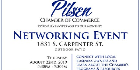 Pilsen Chamber of Commerce Networking Event tickets