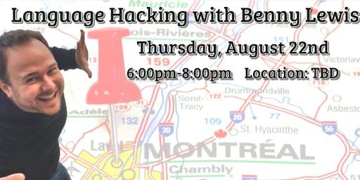 Language Hacking with Benny Lewis, Author and Irish Polyglot