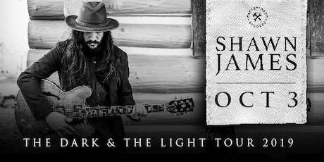 Shawn James tickets