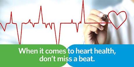 Bayfront Health Fall Symposium: Heart Health tickets