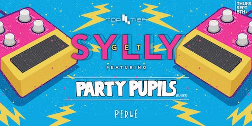 Get Sylly w/ Party Pupils | Top Tier's Rutgers Fall 2K19 Kickoff —Sept 5th!