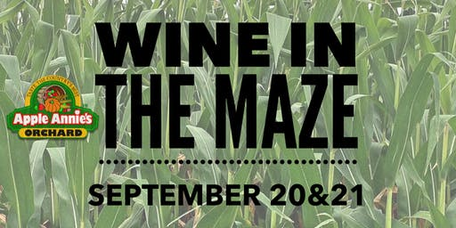 Wine in the Maze