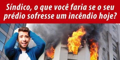 GESTÃO DE PREVENÇÃO DE INCÊNDIO NA PRÁTICA: para Condomínios Residenciais. ingressos