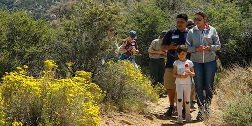 Community Science Meetup at Placerita Canyon