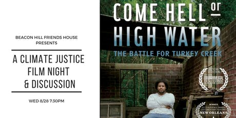 Come Hell or High Water: Climate Justice Film Night tickets