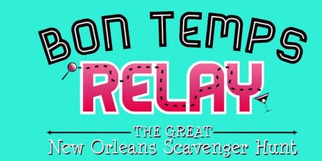 Bon Temps Relay - Player's Choice --- Vote for the location! tickets