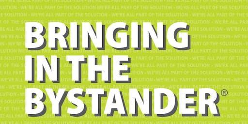 Bringing in the Bystander