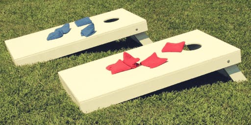 William Oliver's Cornhole for Charity