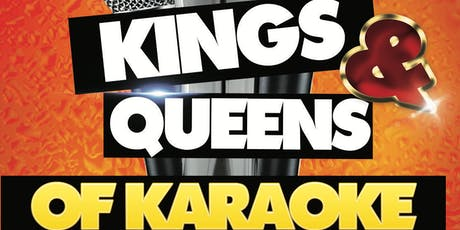 Kings and Queens of Karaoke tickets