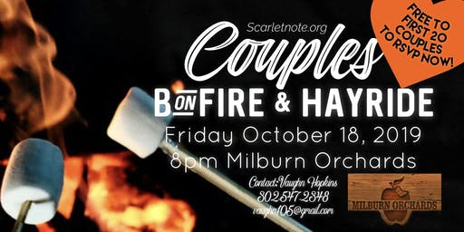 Scarlet Notes' Couples Bonfire & Hayride