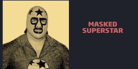 Masked Superstar Meet & Greet Combo/WrestleCade FanFest 2019 tickets