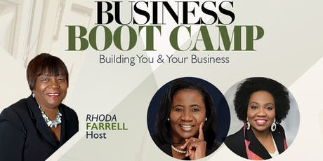 BWIN BUSINESS BOOTCAMP...building you and your vision! tickets