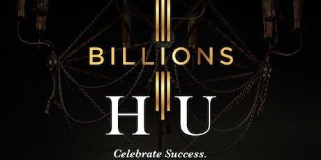 BIllions HU tickets