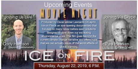 Movie Night at the Leeds Ranch Featuring Ice on Fire tickets